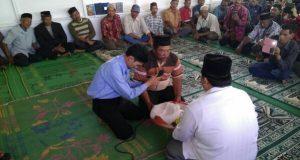 I Serahen Ku Tengku Guru Tandai Awal Pembelajaran di Pesantren Maqamam Mahmuda
