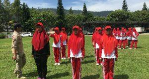 Mental dan Fisik 75 Anggota Paskibraka Aceh Tengah Mulai Digembleng