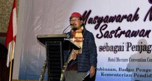 Presiden Penyair Indonesia Ucapkan Terimakasih Pada LG.co