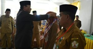 61 ASN Aceh Tengah Ikuti Bimtek Peraturan Kepegawaian