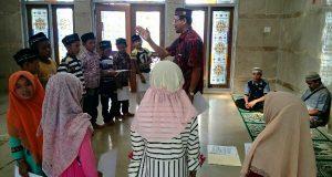 Di Banda Aceh Anak-Anak MIS Kala Wih Ilang Diajak Belajar Sambil Bermain
