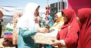 5 Kampung Terbaik Laksanakan Program Pokok PKK di Aceh Tengah Diberi Penghargaan