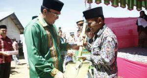 Ini Sasaran BBGRM ke-14 di Aceh Tengah