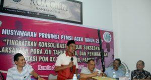 Anwar Ramli Pimpin PTMSI Aceh