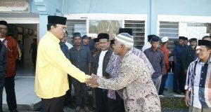 Armada Damkar Aceh Tengah di Kecamatan Diperkuat