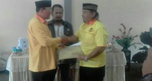 Ketua DPW Partai Berkarya Aceh Serahkan 4 SK DPD dan Kukuhkan 14 DPC