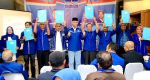 Demokrat Buka Pendaftaran Calon Kepala Daerah Pijay, Aceh Selatan, dan Subulussalam