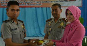 HUT Bhayangkara di Takengon ; Instropeksi Diri dan Tingkatkan Kemitraan