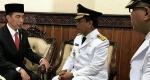 Jokowi : Image Aceh Tidak Aman Harus Betul-Betul Hilang