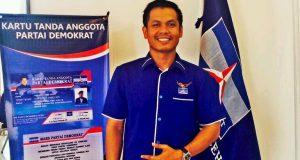 Firman Yoga Siap Membangun Aceh Lebih Hebat dan Bermartabat Bersama Demokrat