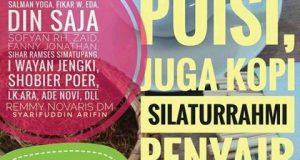 Silaturrahmi Penyair dengan Kopi di Jakarta