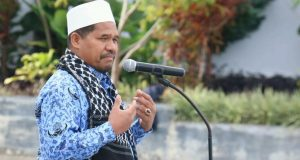 Abuya Sarkawi Wakili Rakyat Bener Meriah ke Istana Negara