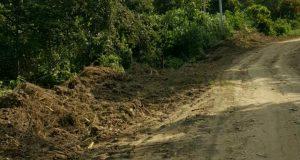 Kubangan Jalan Samarkilang Lenyap Disulap