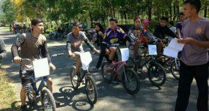 Pengcab Balap Sepeda Aceh Tengah Rekrut Atlit Muda