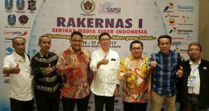 Pengurus SMSI Aceh Hadiri Rakernas I Serikat Media Siber Indonesia