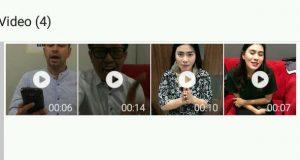 Raffi Ahmad, Eko Patrio, Syahnaz dan Felycia Ajak Saksikan Tari Saman 10001