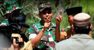 Impian Warga Desa Badak Gayo Lues Terjawab dengan TMMD ke-99