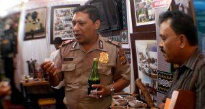 """Stand Polres Aceh Tengah di """"Police Expo"""" Kenalkan """"Polisi Bertani"""""""