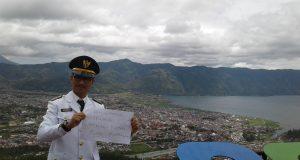 Camat Lut Tawar Ajak Gubernur Aceh Kunjungi Bur Lancuk Leweng