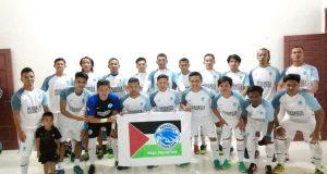 Persikota Gelar Aksi Dukung Palestina di Turnamen Sepak Bola Gayo Lues 2017