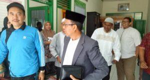 Tindaklanjuti Aduan Masyarakat, Daud Pakeh Blusukan ke Beberapa KUA di Banda Aceh