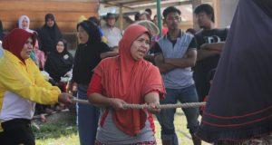 Pemuda/i Lemah Burbana Isi Kemerdekaan dengan Aneka Lomba