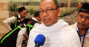 Jelang Wukuf, Petugas Haji Aceh Diimbau Kerja Ekstra
