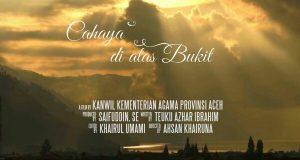 Tim Film Dokumenter Kemenag Aceh di Undang ke Jakarta