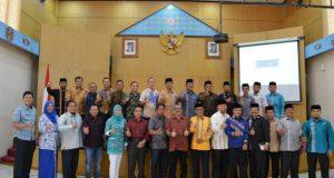 Aceh Tamiang dan Aceh Tengah Berbagi Informasi Pelayanan Publik