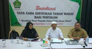Prof. Alyasa Abu Bakar Paparkan Konsep Wakaf Filantropi Islam