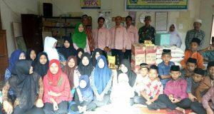 Forkompimda Aceh Tengah Anjangsana ke 3 Panti Asuhan