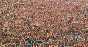 Jelang Saman 10001, Jalanan Gayo Lues Macet