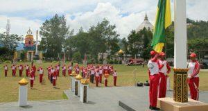 Aceh Tengah Lakukan Gladi Peringatan HUT ke-72 RI