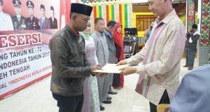 Intens Membina Kader, PD PPI Aceh Tengah Terima Penghargaan