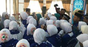 Bupati Nasaruddin Lepas 159 JCH Kabupaten Aceh Tengah