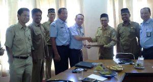 Naskah Raqan Pengelolaan Barang Milik Daerah Aceh Tengah Diharmonisasi