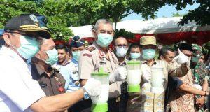 Narkoba Senilai 23 M Dimusnahkan Polda Aceh