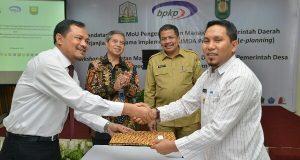 Sekda Aceh Buka Workshop Peningkatan Manajemen Pemerintah Daerah dan Desa