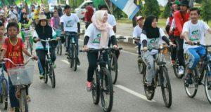 Fun Bike Awali Serangkaian Acara Milad Unsyiah ke-56