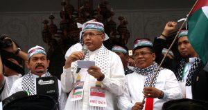Wagub Aceh: Haram Hukumnya Memakai Produk Yahudi Israel