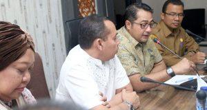 Ketua Komisi X DPR-RI Bahas Perpustakaan Aceh