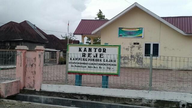 Pondok Gajah, Kampung Bhinneka Tunggal Ika Di Bener Meriah