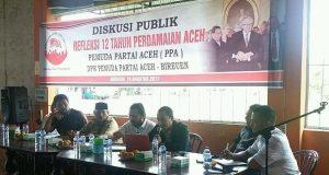 Ceulangiek : Perlu Qanun Peringatan Hari Perdamaian Aceh