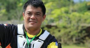 Mata Ie Lokasi Balap Sepeda Pra POR Aceh