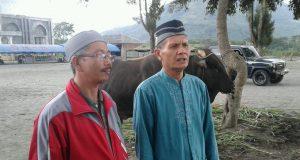 Rekan-Rekan Jokowi akan Saksikan Penyembelihan Qurban Kiriman Presiden