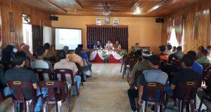 Javlec Ajukan Hutan Desa dan Hutan Masyarakat ke Kementerian Kehutanan