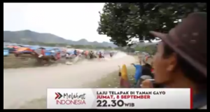 """Film """"Laju Telapak di Tanah Gayo"""" Karya Beru Gayo akan tayang di Metro TV"""