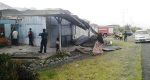 Puting Beliung Hempang Pemukiman Warga Bener Meriah, 4 Rumah Rusak