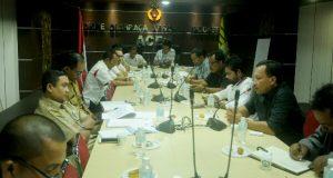 Aceh dan Sumut Finalkan Draft Kesepakatan Tuan Rumah Bersama PON 2024
