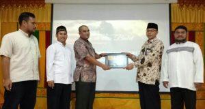 """Kemenag Aceh Launching Film Dokumenter """"Cahaya di Atas Bukit"""""""